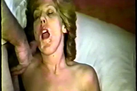 Hairy amateur wife vhs reedit real homemade - 1 7